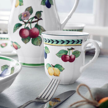 French Garden Breakfast Set