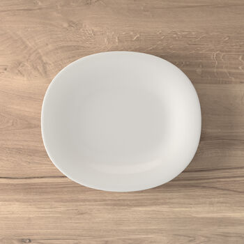 New Cottage Basic oval breakfast plate