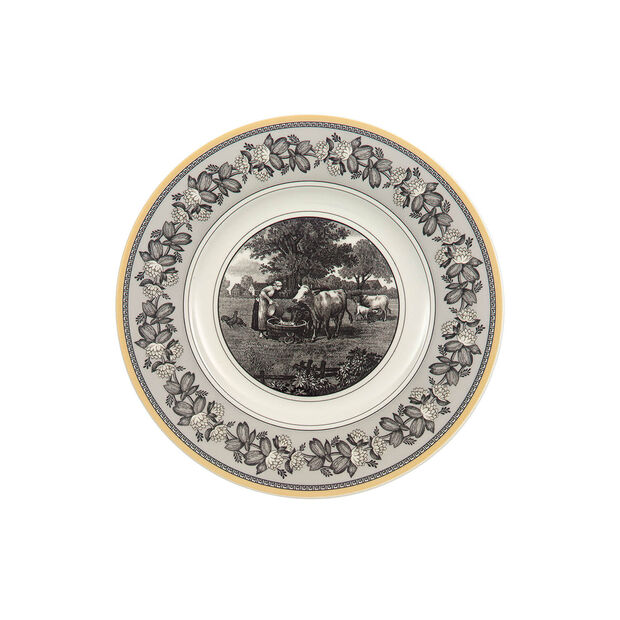Audun Ferme Salad plate, , large