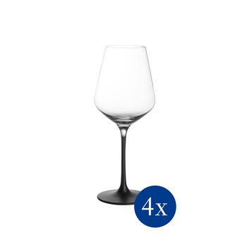 Manufacture Rock white wine glass, 4 pieces, 380 ml