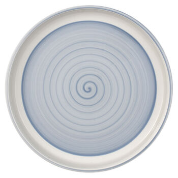 Clever Cooking Blue round serving plate 30 cm