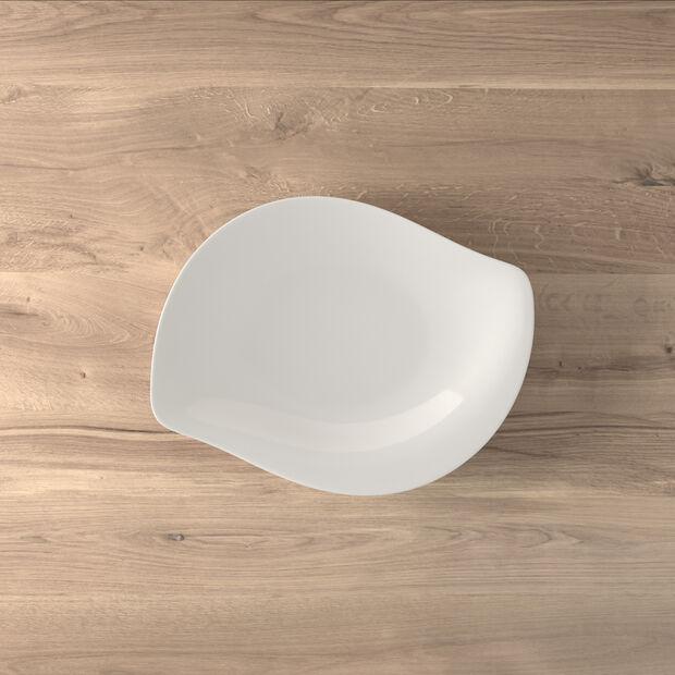 New Cottage Special Serve & Salad flat bowl 34 cm, , large
