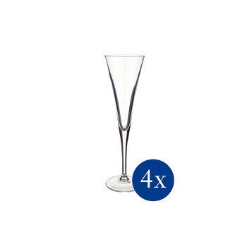 Purismo Specials Champagne flute  Set 4 pcs
