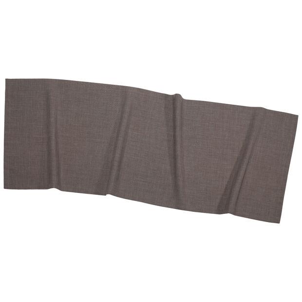 Textil Uni TREND Runner graphit 50x140cm, , large