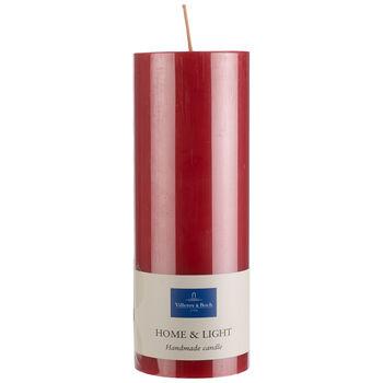 Essentials Candles Red pillar 19cm