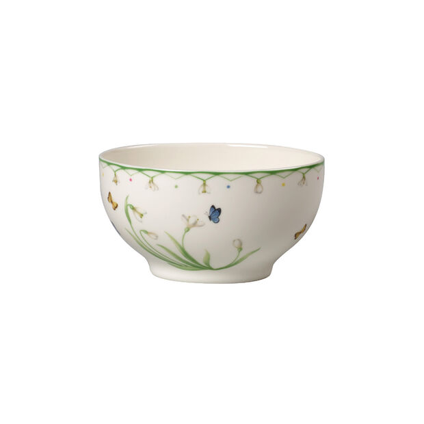 Colourful Spring French bowl, , large