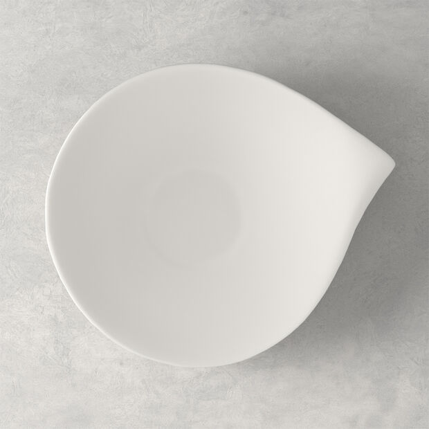 Flow breakfast cup saucer, , large
