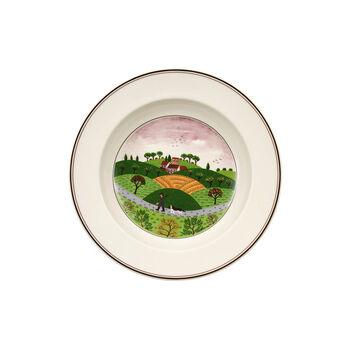 Design Naif Deep plate Huntsman 21cm
