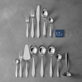 Arthur cutlery set 68 pieces