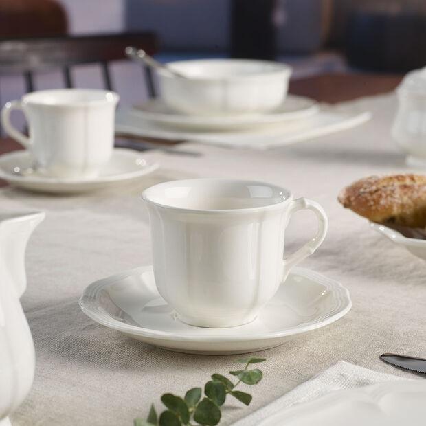 Manoir Coffee cup & saucer 2pcs, , large