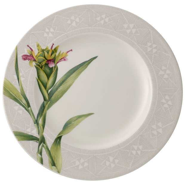Malindi dinner plate, , large