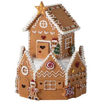 Winter Bakery 2019 Gingerbread House 16cm