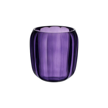 Coloured DeLight Hurricane lamp Gentle Lilac 155 mm