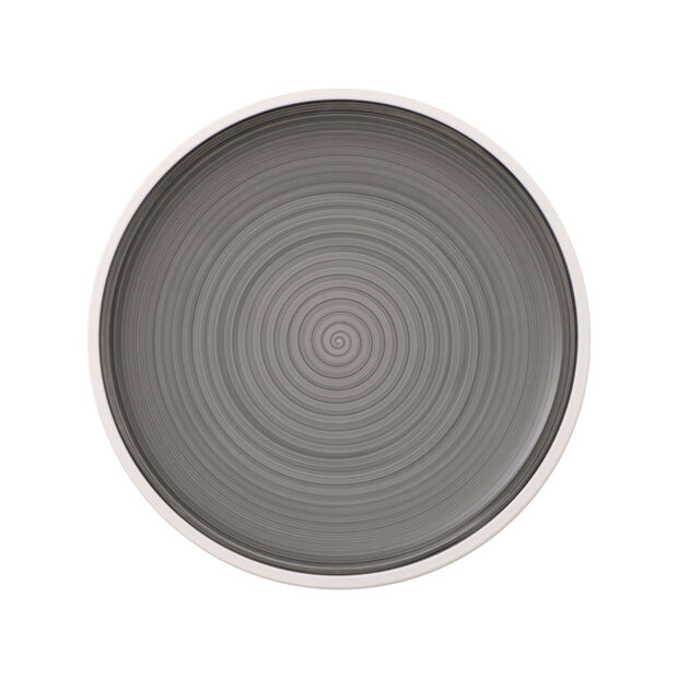 Manufacture gris dinner plate, , large