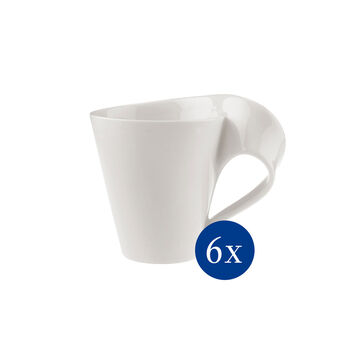 NewWave Caffè coffee mug, 300 ml, 6 pieces