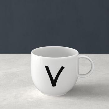 Letters Mug V 13x10x8cm