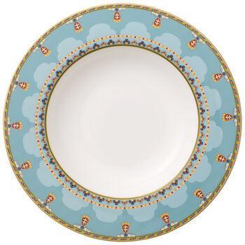 Samarkand Aquamarin Deep plate