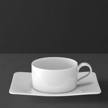 Modern Grace Tea cup & saucer 2pcs