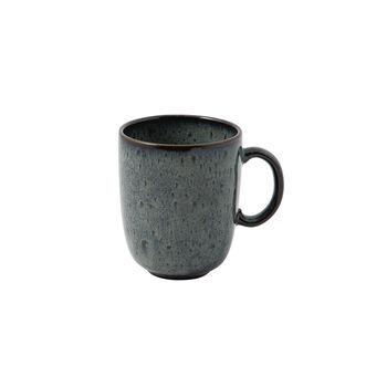 like. by Villeroy & Boch Lave Gris coffee mug