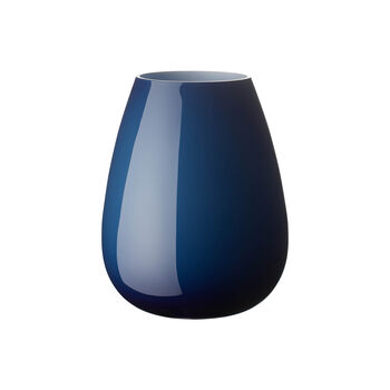 Drop large vase Midnight Sky