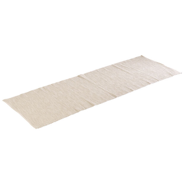 Textil News Breeze Runner ecru 50x140cm, , large