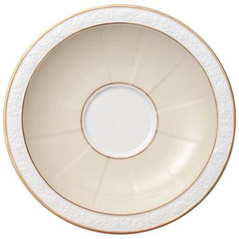 Ivoire Saucer breakfast/soup cup 18cm