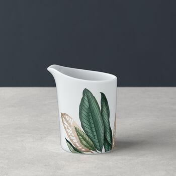 Avarua milk jug, 220 ml, white/multicoloured