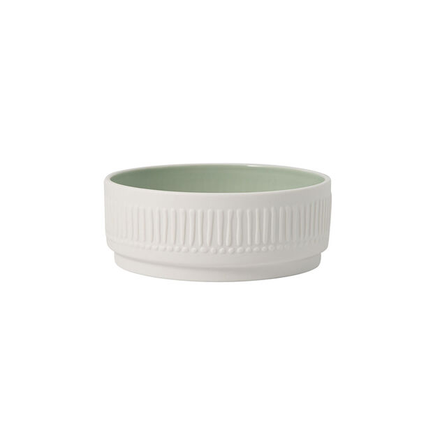 it's my home flowerpot Blossom, green/white, , large