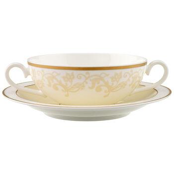 Ivoire Soup cup & saucer 2pcs