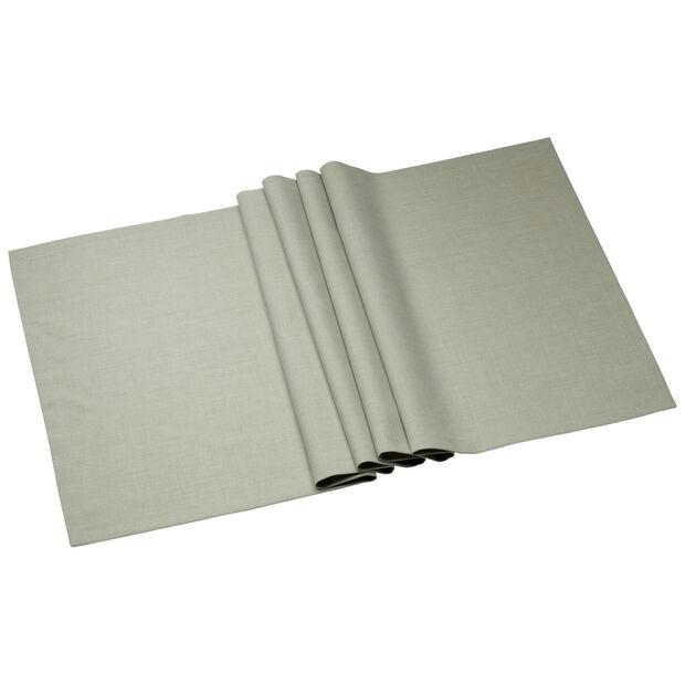 Textil Uni TREND Runner fog green 78 50x140cm, , large
