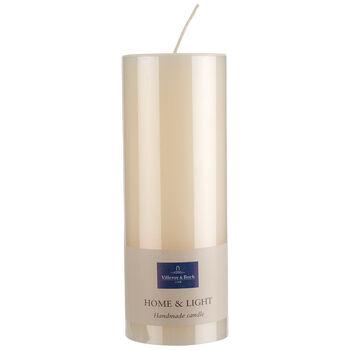 Essentials Candles Ivory pillar 19cm