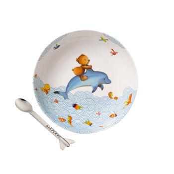 Happy as a Bear Children's dining set, 2 pcs.