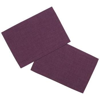 Textil Uni TREND Placemat violet S2 35x50cm