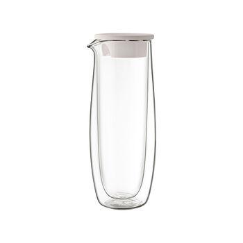 Artesano Hot&Cold Beverages Glass Carafe with lid