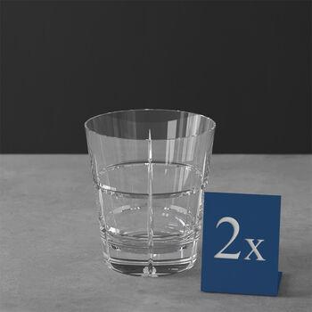 Ardmore Club whisky tumbler 2-piece set