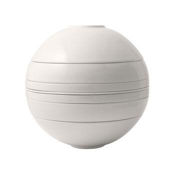 Iconic La Boule white, white