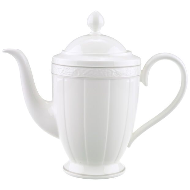 Gray Pearl coffee pot 6 people, , large