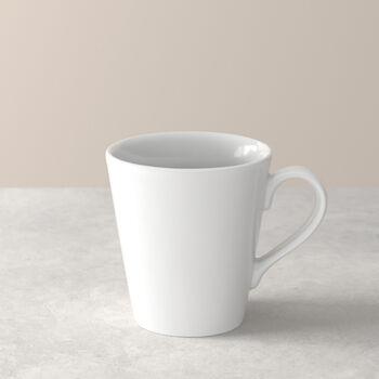 Organic White Mug 12,5 x 9 x 10cm