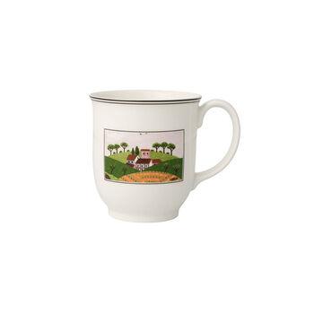 Charm & Breakfast Design Naif coffee mug