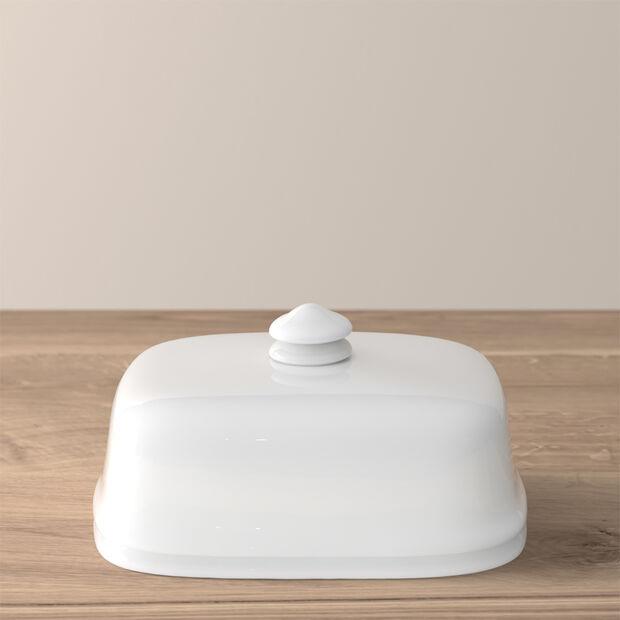 Royal butter dish 2-piece set, , large