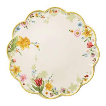 Spring Awakening cake plate