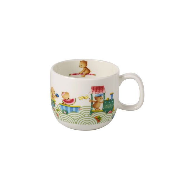 Hungry as a Bear Children mug with 1 handle small 110x80x70mm, , large