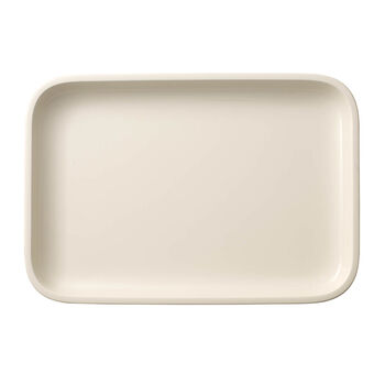 Clever Cooking rectangular serving plate 32 x 22 cm