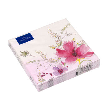 Paper Napkins Mariefleur Paper napkin new, 20 pieces, 33x33cm