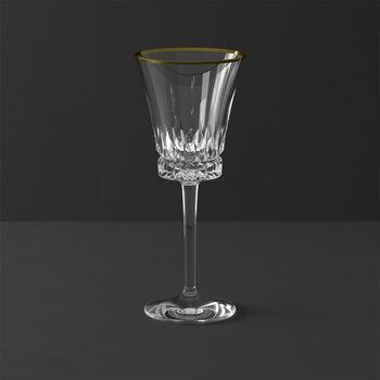 Grand Royal Gold Red wine goblet 230 mm
