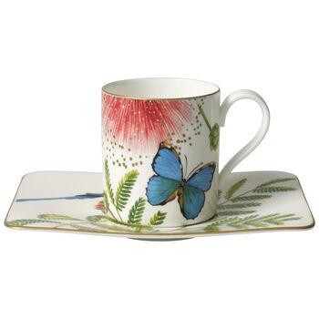 Amazonia Coffee cup & saucer 2pcs
