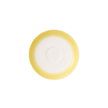 Colourful Life Lemon Pie espresso/mocha cup saucer