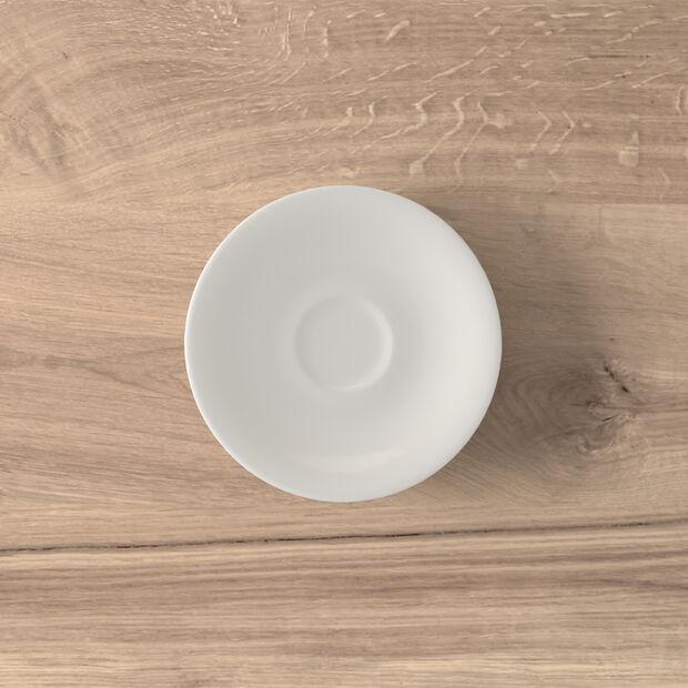 New Cottage Basic mocha/espresso cup saucer, , large