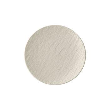 Manufacture Rock blanc Bread & Butter Plate 15,5x15,5x2cm