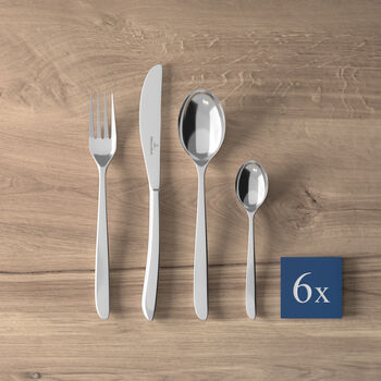 SoftWave cutlery set 24 pcs